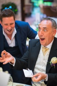 wedding magician yorkshire - Mark Waddington