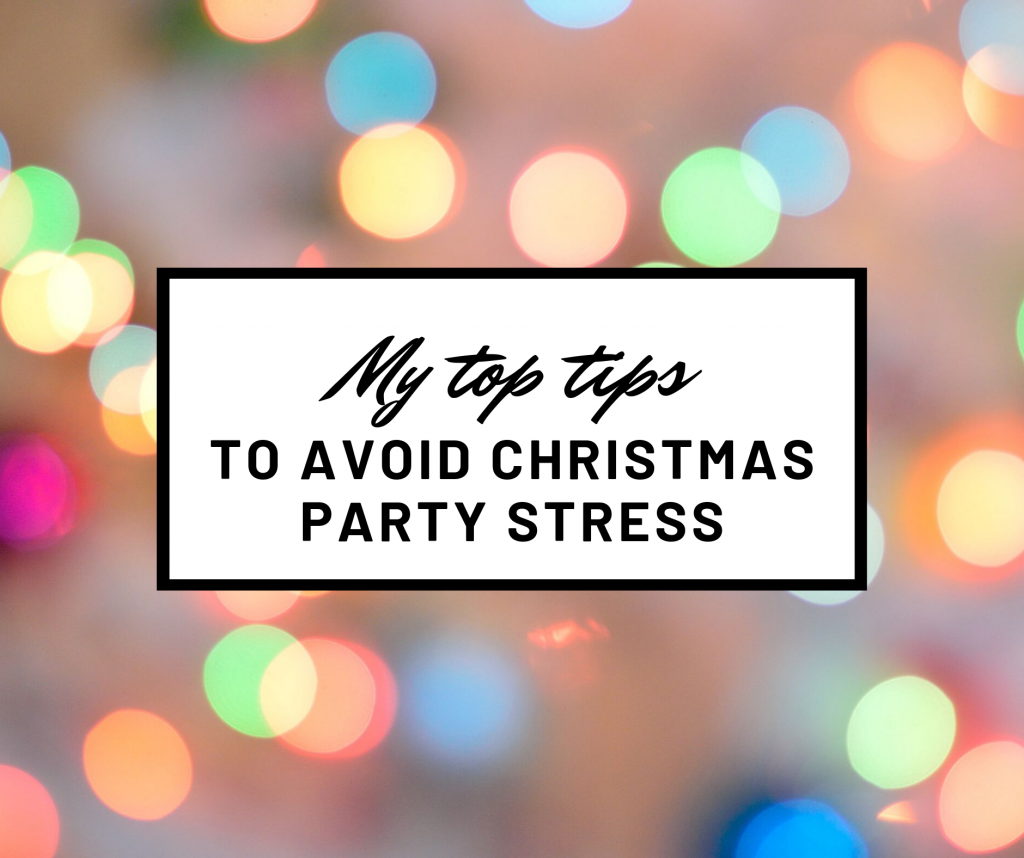 Christmas party planning advice